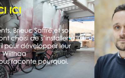 #MERCI ICI : Brieuc Saffré, WIITHAA