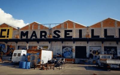 Découvrez la manufacture d'ICI Marseille