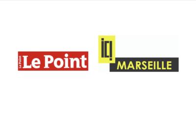 ICI Marseille dans le journal Le Point !